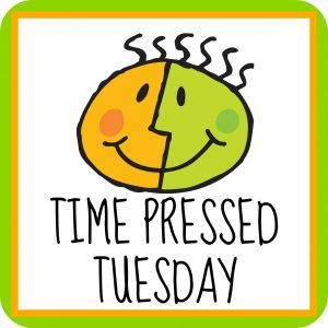 Time Pressed Tuesday logo
